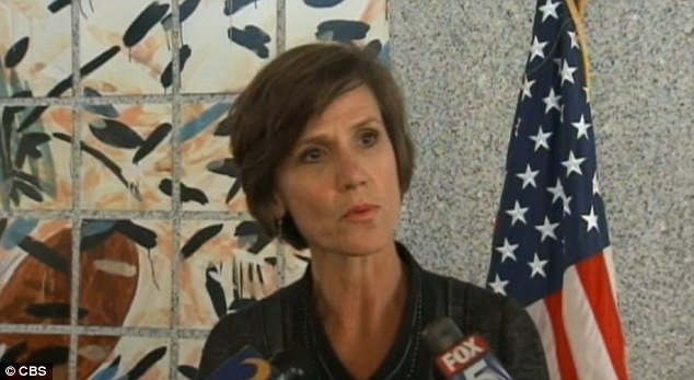 U.S. Attorney: Sally Quillian Yates said the case is a reminder that 'we must also remain vigilant in protecting our country from citizens within our own borders who threaten our safety and security'