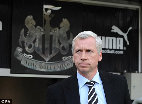 Controversial: Alan Pardew will face the press on Thursday