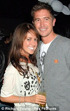 Gone down under: Sheree Murphy and Harry Kewell should sell their Cheshire home to Javier Hernandez