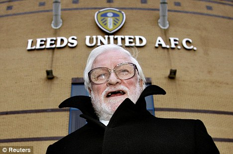 Blast: Ken Bates has become embroiled in a spat with MPs