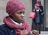 EXCLUSIVE: The Oscar winner Lupita Nyong'o seen out and about in New York.\n\nPictured: Lupita Nyong'o\nRef: SPL1179989  181115   EXCLUSIVE\nPicture by:  Splash News\n\nSplash News and Pictures\nLos Angeles: 310-821-2666\nNew York: 212-619-2666\nLondon: 870-934-2666\nphotodesk@splashnews.com\n