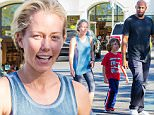 18.NOVEMBER.2015 - CALABASAS - USA\n***EXCLUSIVE ALLROUND PICTURES***\n*STRICTLY AVAILABLE FOR UK AND GERMANY USE ONLY*\nKendra Wilkinson and Hank Basket take Hank Jr. out to Menchie's Frozen Yogurt in Calabasas for a sweet treat to celebrate his good grades.\nBYLINE MUST READ : XPOSUREPHOTOS.COM\n***UK CLIENTS - PICTURES CONTAINING CHILDREN PLEASE PIXELATE FACE PRIOR TO PUBLICATION ***\n*UK CLIENTS MUST CALL PRIOR TO TV OR ONLINE USAGE PLEASE TELEPHONE 0208 344 2007*