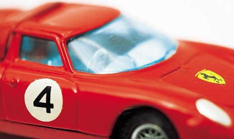 The Berlinetta 250 is based on the Ferrari Le Mans car and was made between 1965 and 1972. Value: £70