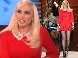 Grammy winner and star of ìThe Voiceî  GWEN STEFANI  joins ìThe Ellen DeGeneres Showî on Friday, November 20th and shares with Ellen that so much has happened in her life since releasing her latest song ìI Used to Love Youî.  Gwen talks about how much she loves her team on ìThe Voiceî and that before she joined the show, she had never heard of Blake Shelton, but calls him a musical jukebox with 80ís music.  Plus, find out Gwenís answer when Ellen asks about Blake,  ìHeís a good kisser?î