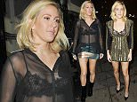 LONDON, ENGLAND - NOVEMBER 19:  Ellie Goulding attends the ITV Gala at London Palladium on November 19, 2015 in London, England.  (Photo by Dave J Hogan/Dave J Hogan/Getty Images)