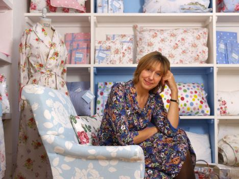 Honoured: Designer Cath Kidston is listed in the new edition of Who's Who