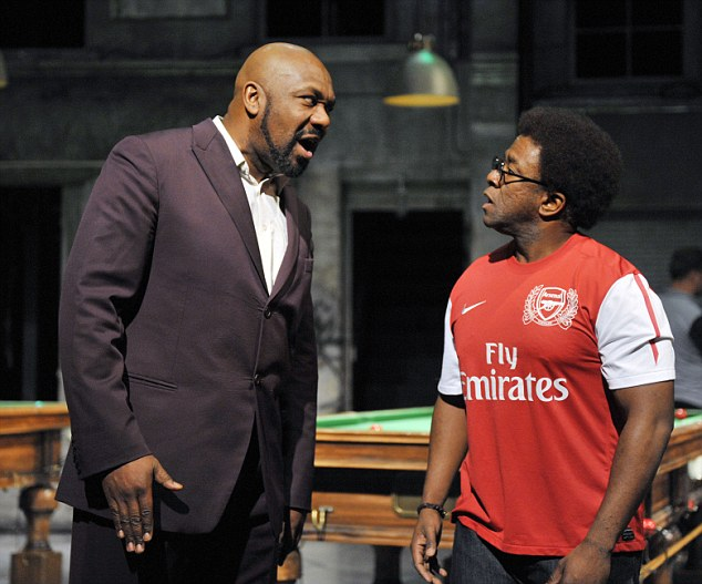 Some critics have expressed doubts over Henry's performance unlike Letts who is full of praise
