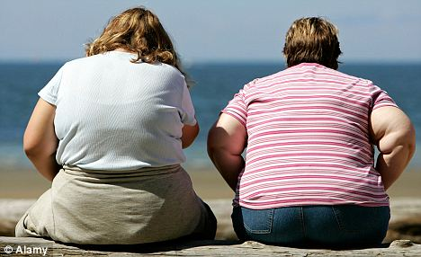 Size matters: British researchers have found that being overweight can affect fertility treatment