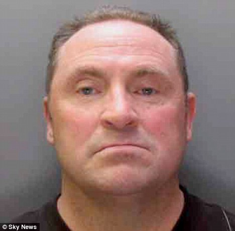 Wanted: Merseyside Police have asked lodger Barry Morrow, 51, to contact them to help with their enquiries over the double death
