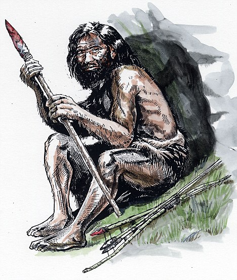 Healthy lifestyle: Early man lived off a diet free of grains and dairy products