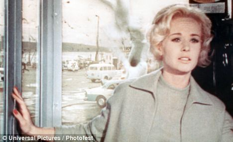 Hitchcock's obsession with Tippi eventually destroyed both their careers