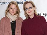 NEW YORK, NY - NOVEMBER 20:  Actresses Mamie Gummer (L) and Meryl Streep attend the Citymeals-On-Wheels Power Lunch for Women held at The Plaza Hotel on November 20, 2015 in New York City.  (Photo by Brent N. Clarke/FilmMagic)