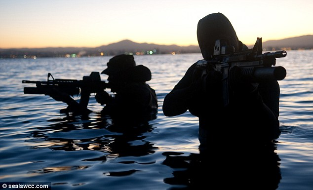 Elite: The Navy Seals are the special operations unit that killed Osama Bin Laden