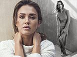 Jessica Alba wears dress by Helmut Lang, photographed by Sebastian Kim for The EDIT, NET-A-PORTER.COM..jpg