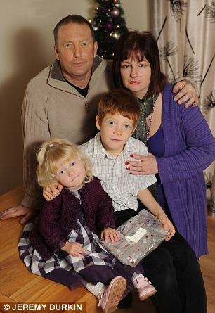 The Cleveland family plan to have a quiet Christmas to reduce the strain on Holly