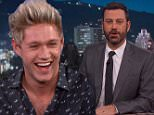 Jimmy Kimmel Live November 19, 2015\n¿Jimmy Kimmel Live¿ Host Jimmy Kimmel was joined by actress Melissa McCarthy and One Direction chatted, took a picture of a potato and performed on Hollywood Blvd.