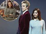 Television programme: Doctor Who, starring Peter Capaldi as Doctor Who and Jenna Coleman as Clara.\n\n\n(C) BBC   - Photographer: David Venni