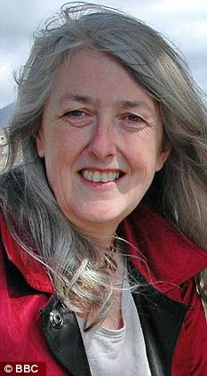 Rage fades with age, says Cambridge lecturer and prominent feminist Mary Beard