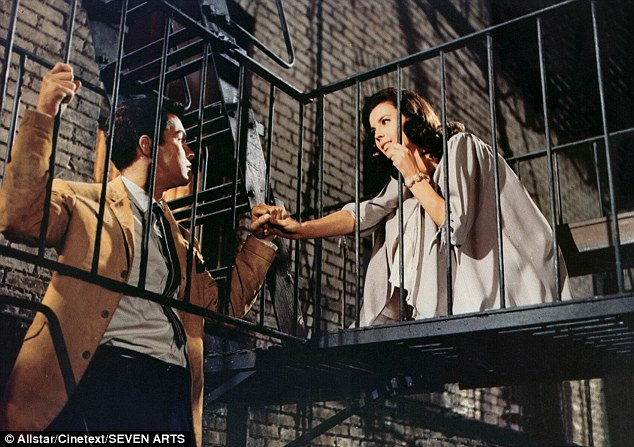 Actress: Ms Wood is most famous for her role in the 1961 film West side Story with Richard Beymer