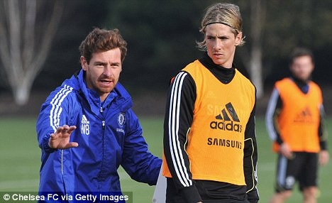 Beware, Fernando: Pepe Reina insists Torres will be a big threat to Liverpool