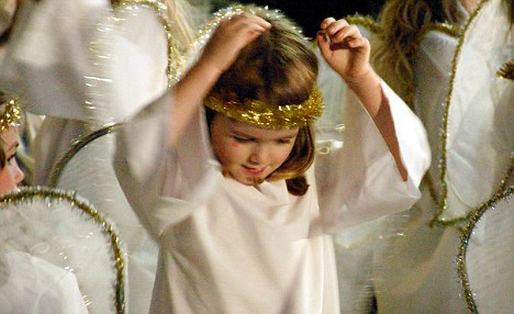 Parents have been told the song 'twinkle, twinkle little star' may cause offence to the deaf