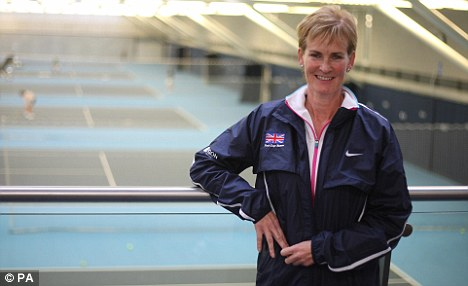Challenge: Judy Murray will lead Great Britain in the Fed Cup