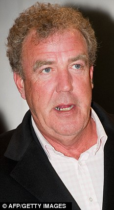 Jeremy Clarkson's comments last night have got the presenter in hot water again
