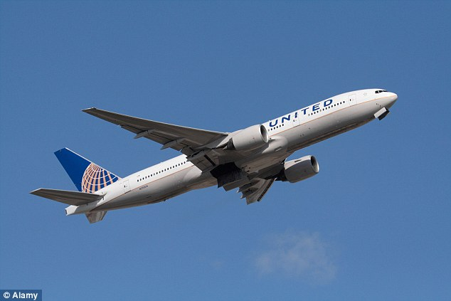 The incident took place on a regularly-scheduled United Airlines flight from Honolulu to San Francisco
