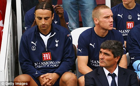 Remember this? Dimitar Berbatov behaved similarly to Modric and finally got his move on deadline day