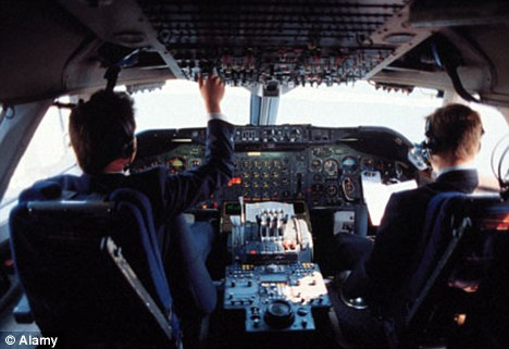 Automatic pilot: Automated systems are used to fly airliners for all but about three minutes of a flight - the takeoff and landing