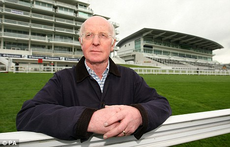Chance: Trainer John Oxx hopes to give Born to Sea a debut run soon