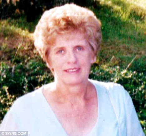 Legal battle: Janet Tracey, 63, died in hospital after breaking her neck in a car accident. Her husband David is suing Cambridge University Hospitals NHS trust over claims medics put 'do not resuscitate' orders on her medical notes without her consent