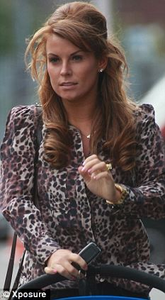 Lee Platt has pleaded guilty to blackmailing Coleen Rooney
