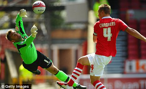 Withdrawal: Robert Green is out of England's Euro 2012 qualifiers