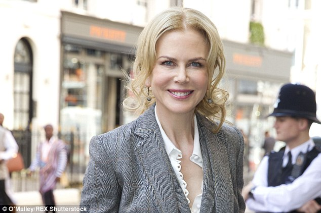Nicole Kidman who will be giving her final performances tomorrow in Anna Ziegler's play Photograph 51, where the Oscar-winning actress has been portraying DNA pioneer Rosalind Franklin