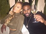 jasonderulo#FlashBackFriday #London #GoodTimes @daphnejoy