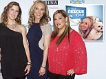 NEW YORK, NY - NOVEMBER 20:  (L-R)Singers Wendy Wilson, Chynna Phillips and Carnie Wilson attend the 2015 North Shore Animal League America Gala at The Pierre Hotel on November 20, 2015 in New York City.  (Photo by Jim Spellman/WireImage)