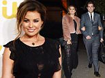 Picture Shows: Jess Wright, Jessica Wright, James Argent, Arg  November 20, 2015    Celebrities seen leaving the ITV Gala Afterparty, held at Aqua in London.    Non-Exclusive  WORLDWIDE RIGHTS    Pictures by : FameFlynet UK © 2015  Tel : +44 (0)20 3551 5049  Email : info@fameflynet.uk.com