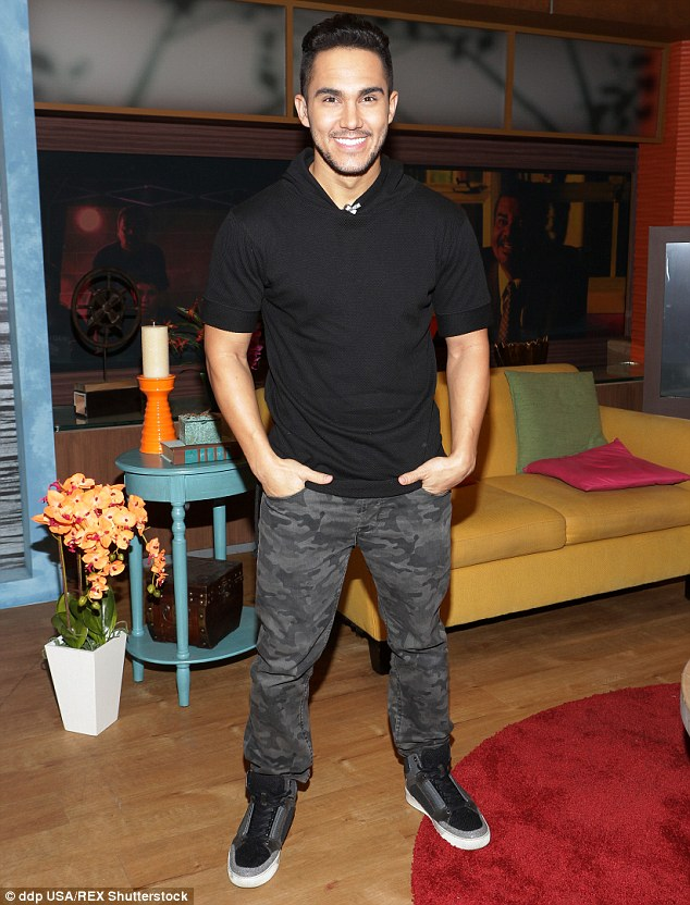 Moving on from Nickelodeon: Big Time Rush's Carlos PenaVega has been cast and will star as Kenickie