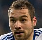 epa05035037 Hamburg's Pierre-Michel Lasogga celebrates after scoring the opening goal by penalty during the German Bundesliga soccer match between Hamburger SV and Borussia Dortmund in Hamburg, Germany, 20 November 2015.  (EMBARGO CONDITIONS - ATTENTION: Due to the accreditation guidelines, the DFL only permits the publication and utilisation of up to 15 pictures per match on the internet and in online media during the match.)  EPA/AXEL HEIMKEN