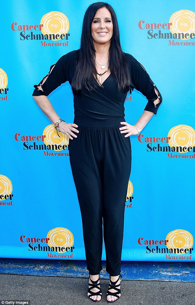 Separate ways: Patti Stanger announced on Friday that she is ending her hit series Millionaire Matchmaker on the Bravo network after eight seasons (pictured on June 21)