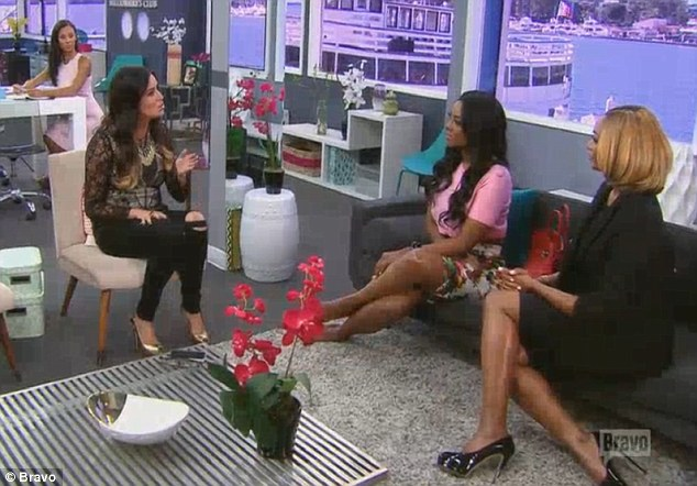 Going downhill? The news of Patti's exit comes two months after the Kenya Moore debacle, during which the matchmaker faced criticism about her vetting process and was accused of setting up the Real Housewives of Atlanta star with a married man named James Freeman