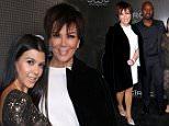 Mandatory Credit: Photo by REX Shutterstock (5412163k)\n Kris Jenner and Kourtney Kardashian\n Sean 'Diddy' Combs' Birthday Celebration, Los Angeles, America - 21 Nov 2015\n \n