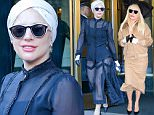 EXCLUSIVE: Lady Gaga steps out in a stylish see-through black outfit with black and white leather gloves with matching sunglasses, while she was leaving her apartment building in New York City\n\nPictured: Lady Gaga\nRef: SPL1181614  211115   EXCLUSIVE\nPicture by: Felipe Ramales / Splash News\n\nSplash News and Pictures\nLos Angeles: 310-821-2666\nNew York: 212-619-2666\nLondon: 870-934-2666\nphotodesk@splashnews.com\n