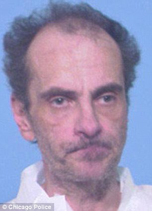 Voices: Joseph L Nerone, 54, allegedly stabbed his elderly mother to death at their Chicago home
