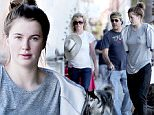 145289, EXCLUSIVE: Ireland Baldwin and her mother Kim Basinger seen walking their pets in LA. Ireland Baldwin cleaned her house and later took her dogs out along with her mother Kim Basinger in Los Angeles. Los Angeles, California - Saturday November 21, 2015. Photograph: �Gaz Shirley_Kevin Perkins/PacificCoastNews.com ***FEE MUST BE AGREED PRIOR TO USAGE*** UK OFFICE: + 44 131 557 7760/7761/7762 US OFFICE: + 1 310 261 9676