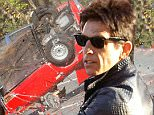 Picture Shows: Ben Stiller, Cyrus Arnold  November 21, 2015\n \n Actors Ben Stiller and Cyrus Arnold filming a car crash scene on the set of 'Zoolander 2' in New York City, New York.\n \n Non-Exclusive\n UK RIGHTS ONLY\n \n Pictures by : FameFlynet UK � 2015\n Tel : +44 (0)20 3551 5049\n Email : info@fameflynet.uk.com