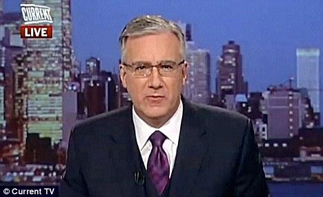 Obermann on Current TV