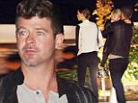 eURN: AD*188647594  Headline: EXCLUSIVE: Robin Thicke, girlfriend April Love Geary and son Julian are seen at Nobu in Malibu Caption: 145275, EXCLUSIVE: Robin Thicke, girlfriend April Love Geary and son Julian are seen at Nobu in Malibu. Los Angeles, California - Friday, November 20, 2015. Photograph: � PacificCoastNews. Los Angeles Office: +1 310.822.0419 sales@pacificcoastnews.com FEE MUST BE AGREED PRIOR TO USAGE Photographer: PacificCoastNews  Loaded on 21/11/2015 at 17:53 Copyright:  Provider: PacificCoastNews  Properties: RGB JPEG Image (7703K 548K 14:1) 1336w x 1968h at 300 x 300 dpi  Routing: DM News : GeneralFeed (Miscellaneous) DM Showbiz : SHOWBIZ (Miscellaneous) DM Online : Online Previews (Miscellaneous), CMS Out (Miscellaneous)  Parking: