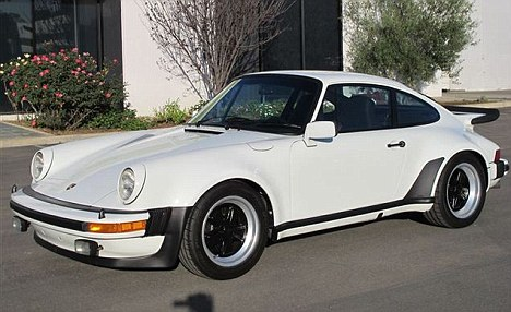 Classic: A rare 1976 Porsche 930 Turbo